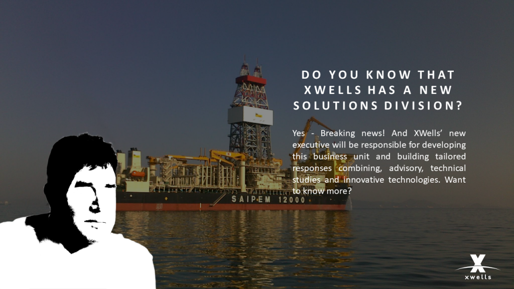 Do you know that XWELLS has a new Solutions division
